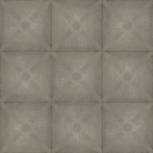 Optimum Decora Silver Bow 60x60 1