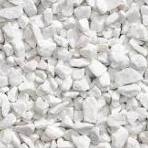 BIGBAG Carrara split  Wit 9-12mm 1