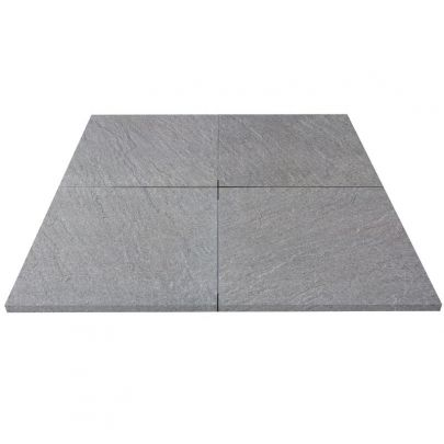 Country Grey 60x60x1.8cm rect. 1