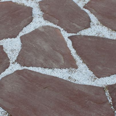 Flagstones Special Red 2-4cm 1