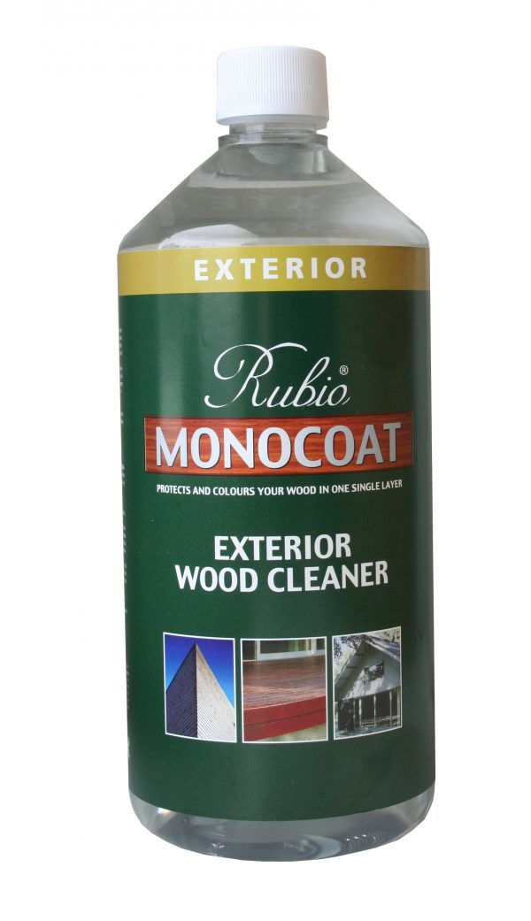 Exterior Wood cleaner 1